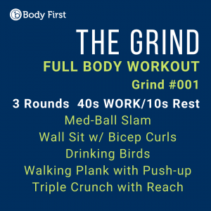 Picture of The grind workout